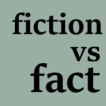 fiction vs fact button